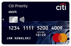 Mastercard Debit Priority Paypass