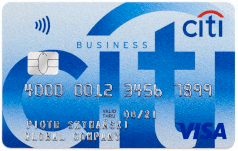 Karta Visa Business Blue