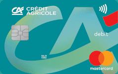 CA Mastercard Debit standard