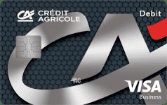 CA Visa Business Debit