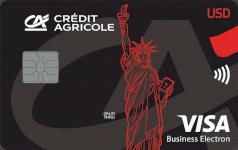 CA Visa Business walutowa USD