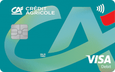 CA Visa Debit standard