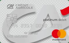 Mastercard Debit Platinum Chip