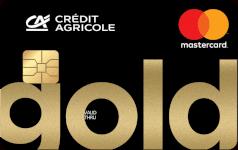 CA Mastercard gold