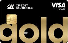CA Visa gold