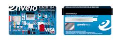 ENVELOBANK Karta Visa Firmowa