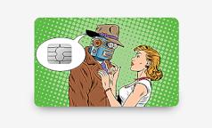 Karta Debetowa Getin Bank - Robot