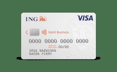 ING Visa Business 3D
