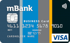 mbank visa business paywave