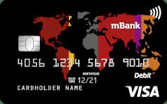 Karta wielowalutowa Visa Świat Intensive