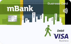 mBank Visa Debit Business PayWave