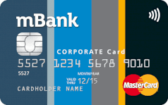 mbank mastercard corporate paypass