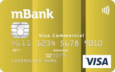 mbank visa business gold paywave
