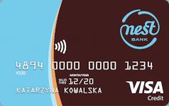 Karta kredytowa indywidualna optimum
