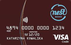 Karta kredytowa BIZnest