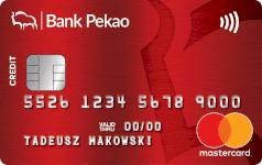 Pekao MasterCard CREDIT