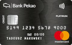 Pekao MasterCard PLATINUM
