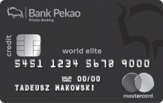 WorldElite Black Credit