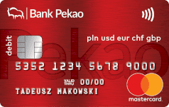 MasterCard Debit FX