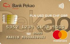 MasterCard Debit Gold FX