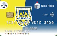 Oficjalna karta ekstraklasy - Arka Gdynia