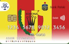 Oficjalna karta ekstraklasy - Korona Kielce