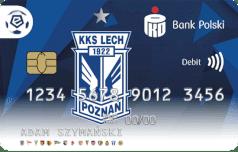 Oficjalna karta ekstraklasy - Lech Poznań
