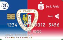 Oficjalna karta ekstraklasy - Piast Gliwice