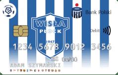 Oficjalna karta ekstraklasy - Wisła Płock