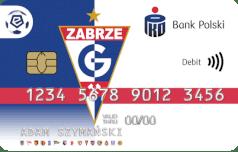 Oficjalna karta ekstraklasy - Górnik Zabrze