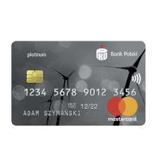 Karta kredytowa PKO Mastercard Platinium