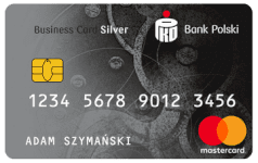 karta PKO MC Business