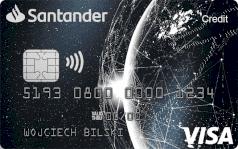Santander karta credit platinium