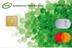 karta prepaid Mastercard przedpłacona