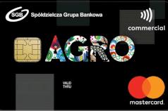 karta dla rolnictwa AGRO Mastercard Business