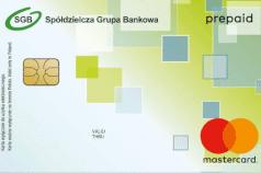 karta firmowa mastercard prepaid przedplacona