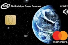karta kredytowa Mastercard Credit