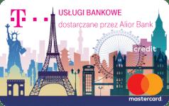 Karta kredytowa Mastercard Travel