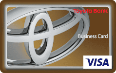 Toyota Bank amber gold business