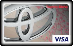 Toyota Bank ice rose credit