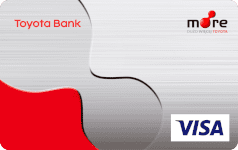 Toyota Bank more debit