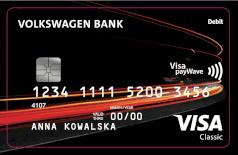 VWB Visa Classic Debit