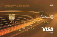 VWB Visa Gold Debit