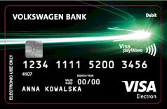 VWB Visa Electron Debit