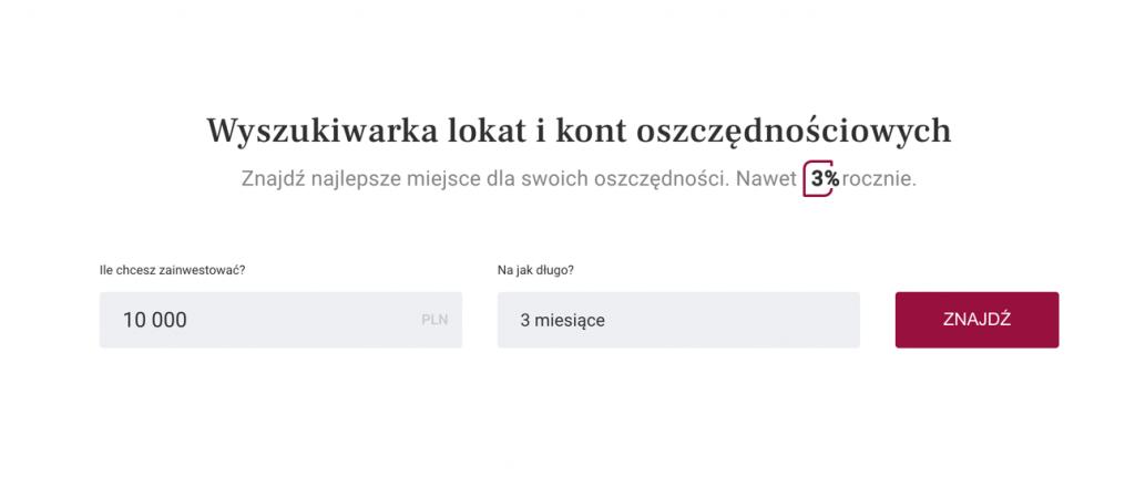 Wyszukiwarka FINATIN