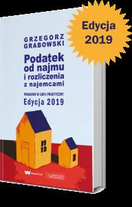 Książka: Podatek od najmu i rozliczenia z najemcami. Edycja 2019