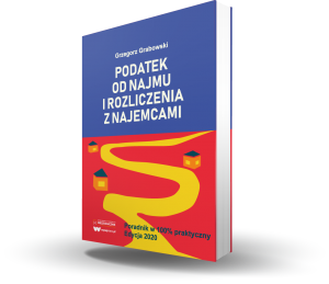 Książka: Podatek od najmu i rozliczenia z najemcami. Edycja 2020