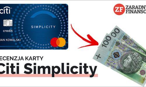 Recenzja Citi Simplicity